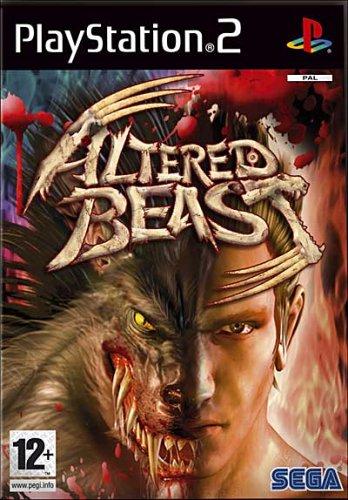Capa da nova versão de Altered Beast