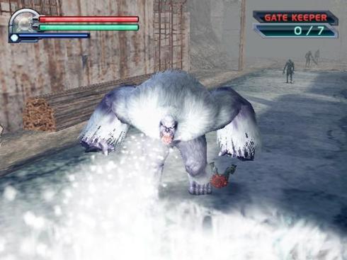 Mais de 15 anos depois, agora para Playstation 2